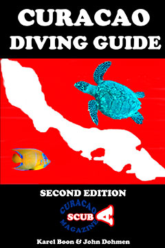 Curaçao Diving Guide 2nd edition